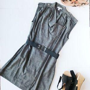 3/$20 Calvin Klein Sleeveless Dress with Belt